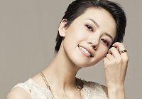 Симпатичная китайская актриса Гао Юаньюань