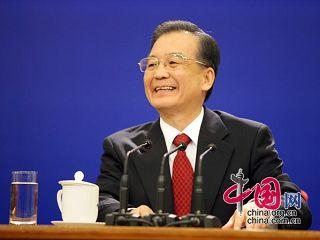 В Пекине состоялась встерча премьера госсовета КНР Вэнь Цзябао с журналистами