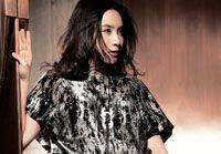 Сун Цзя на страницах модного журнала