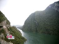 Река Уцзян, известная также под названиями Цяньцзян, Чжицзян и Фушуй, является крупнейшим южным притоком реки Янцзы.
