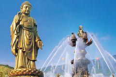 Туристический район Линшань Шэнцзин