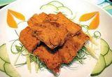 Блюда кухни города Уси
