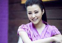 Фотографии улыбающейся актрисы Хао Лэй