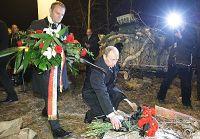 Жертвами катастрофы самолета польского президента стали 96 человек -- В. Путин