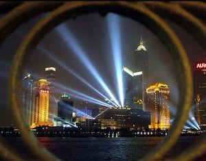 Фотоальбом: волшебный Шанхай