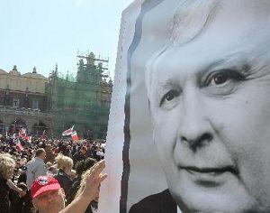 В Польше прошли государственные похороны президента Л. Качиньского