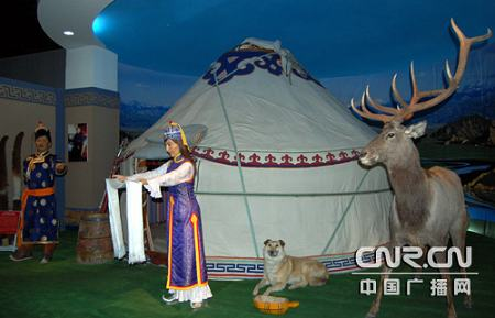 Музей нацменьшинств Синьцзян-Уйгурского автономного района