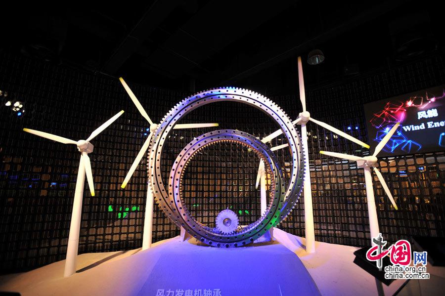 Демонстрация китайской мудрости с помощью выставочной зоны «Низкоуглеродное будущее» в национальном павильоне Китая