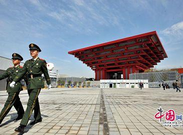 Национальный павильон Китая готов к открытию ЭКСПО-2010