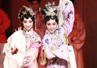 Роскошные костюмы оперы Куньцюй