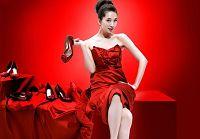 Тайваньская красотка Линь Чжилин