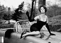 Сексуальные модели на автосалонах прошлого века 1