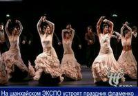 На шанхайском ЭКСПО устроят праздник фламенко