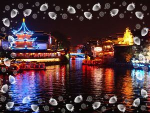 Древний город Нанкин - столица шести китайских династий