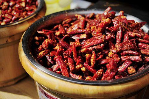 Соблазнительные деликатесы города Чэнду провинции Сычуань