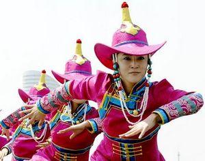 В Шанхае открылась Неделя Внутренней Монголии в рамках 'ЭКСПО-2010'