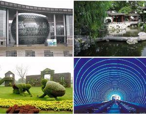 Десятка достопримечательностей Шанхая, рекомендуемых для посещения туристам