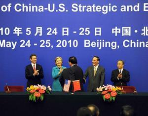 В Пекине подписаны 8 документов о сотрудничестве между КНР и США в области энергетики и торговли