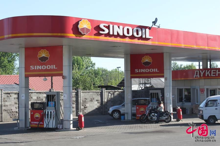 Бензозаправочные станции «CINOOIL»