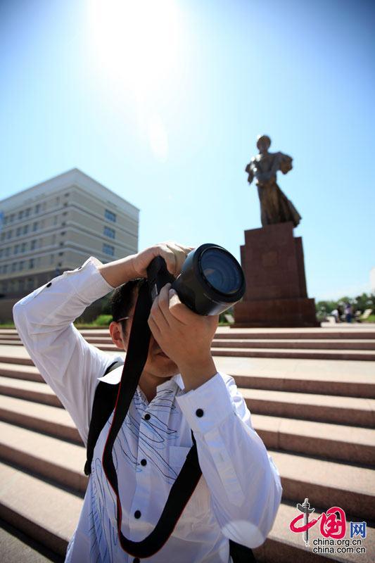 Делегация корреспондентов из Китайской международной корпорации издательства литературы на иностранных языках посетила Казахстан