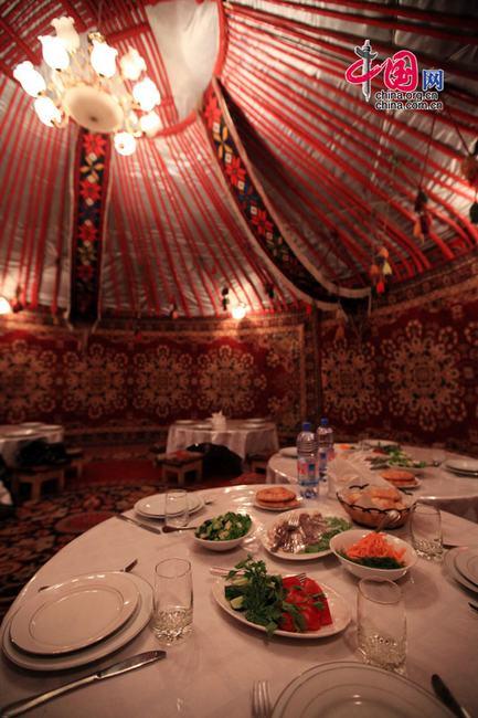 Незабываемые мгновения в Казахстане