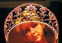Роскошные российские короны