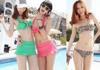 Популярные модели купальников летнего сезона 2010 года