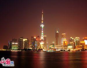 Волшебное очарование Шанхайской набережной
