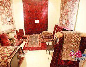 Павильон Афганистана на ЭКСПО-2010: знакомство с более 400 сокровищами