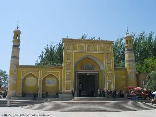 Кашгар мечеть
