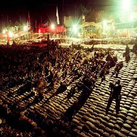 Наводнение в этом году такое же серьезное, как и в 1998 году? 7