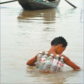 Наводнение в этом году такое же серьезное, как и в 1998 году? 13