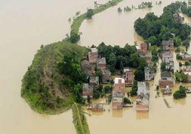 Наводнение в этом году такое же серьезное, как и в 1998 году?