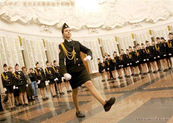 Девушки военные россии эксклюзив