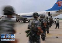 Проведены первые военные учения по переправке солдат в Цзинаньском военном округе