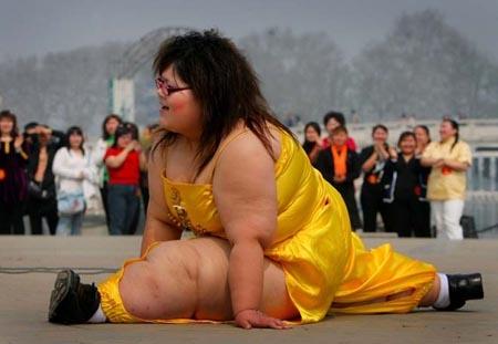Самые толстые люди в мире