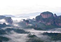 Шесть достопримечательностей рельефа Данься совместно подали заявление на получение статуса природного мирового наследия