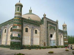 Гробница принцессы Сянфэй (Сянфэйму) в Кашире