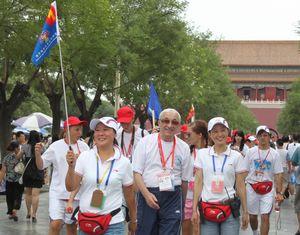 Ван Шаохуа: Я горжусь своей работой в качестве гида в летнем лагере для российских школьников в Китае