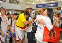 Участники международной смены 'дети Мира' вернулись из Китая в Приморье