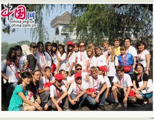 Китайский доброволец: Я многому научился в летнем лагере российских школьников в КНР