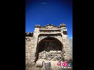 Древняя земляная стена в городе Янгао – участок Великой китайской стены. Она благодаря своей оригинальной форме и ярким спецификам высоко ценится специалистами и учеными.