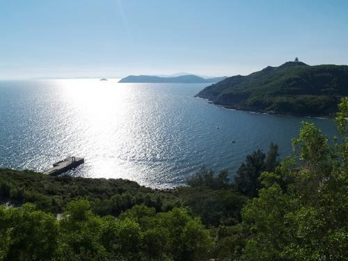 Туризм по морским островам Чжухая