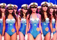 Сексуальные участницы конкурса супер-моделей Азии 2010 года