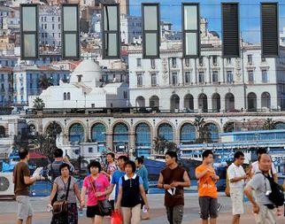 Общая численность посетителей ЭКСПО-2010 приближается к 50 млн. человек