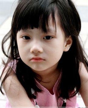 Красивая девочка Сицзы Сяосяо