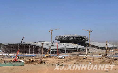 В Синьцзяне всесторонне стартовала работа по подготовке Китайско-Евроазиатской ярмарки
