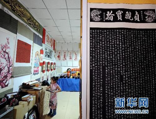 Фото-история: Любовь одной китайской семьи к бумажным изделиям «Цзяньчжи»