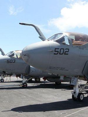 Авианосец США прибыл в Южную Корею для участия в военных учениях