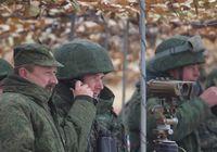 Первые практические тренировки с боеприпасами в рамках совместных антитеррористических учений «Мирная миссия - 2010»
